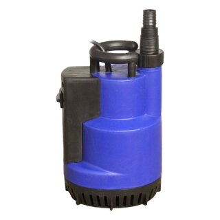 Tauchpumpe Clear-Profi 550-CP mit integriertem Schwimmerschalter