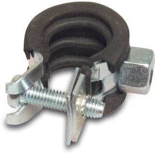 Rohrschelle 25 - 28 mm
